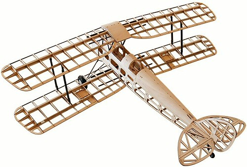 DW Tiger Moth Kit