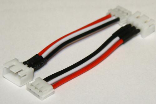 4S Thunder Power Male JST-XH Female Lipo Adapter Plug