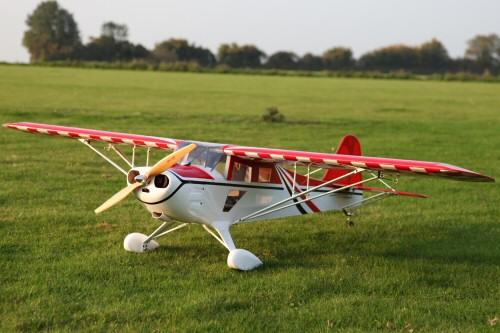 4 Max Brushless Power Setup For Hangar 9 Taylorcraft 20cc