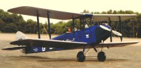 DB Sport and Scale DH 60 Cirus Moth 80 Inch