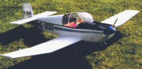 DB Sport and Scale Jodel D-120 62 Inch