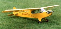 DB Sport and Scale Piper Cub 84 Inch