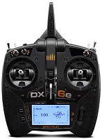 Spektrum Dx6e Transmitter SPM6650EU